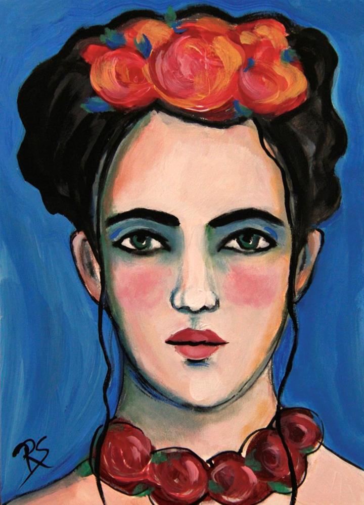 """Sonora"" original fine art by Roberta Schmidt"