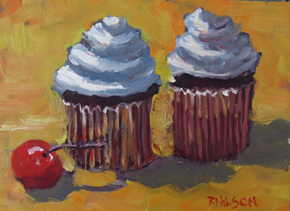 """Sweet Things"" original fine art by Rick Nilson"