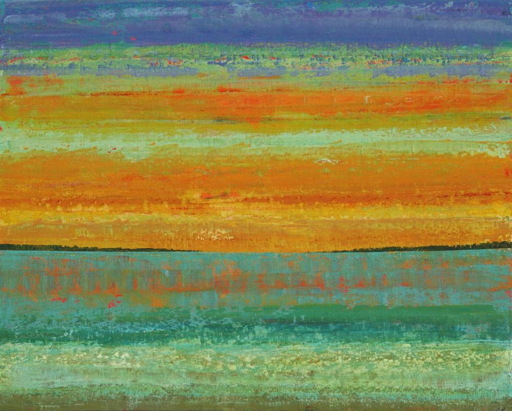 """""""Sunkissed"""" original fine art by Sage Mountain"""