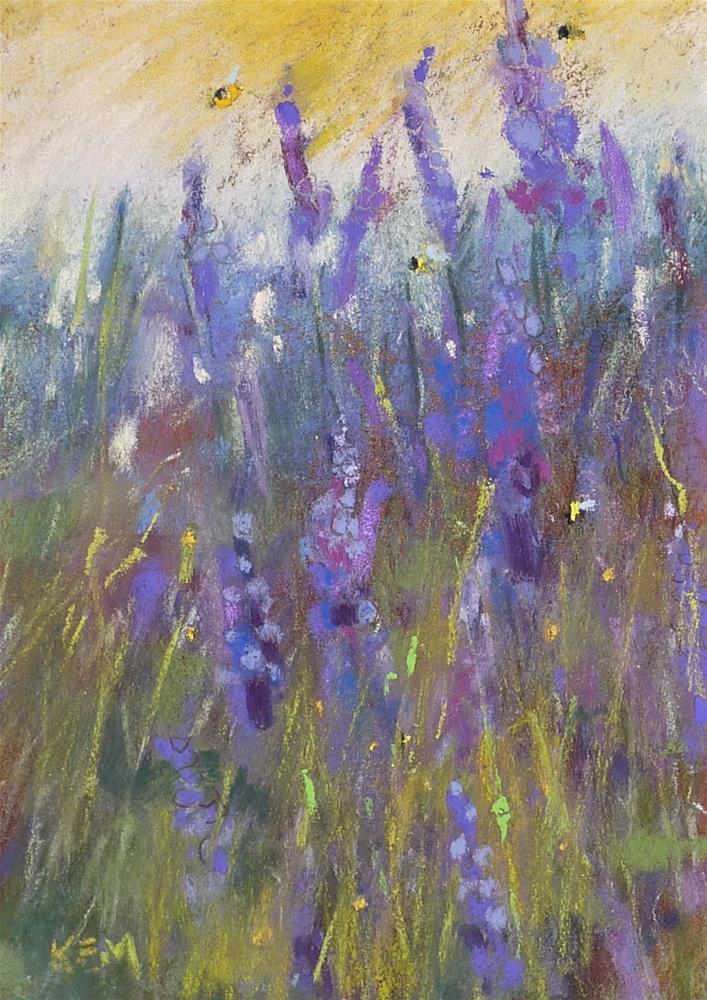 """How to Create a Softer Landscape"" original fine art by Karen Margulis"