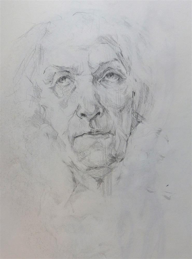 """sketchbook82"" original fine art by Katya Minkina"