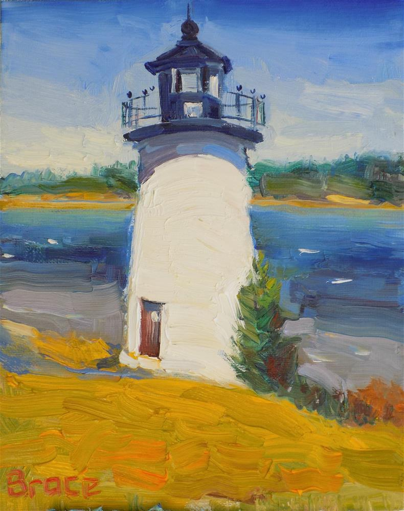"""Whitelocks Mill Light"" original fine art by Rita Brace"