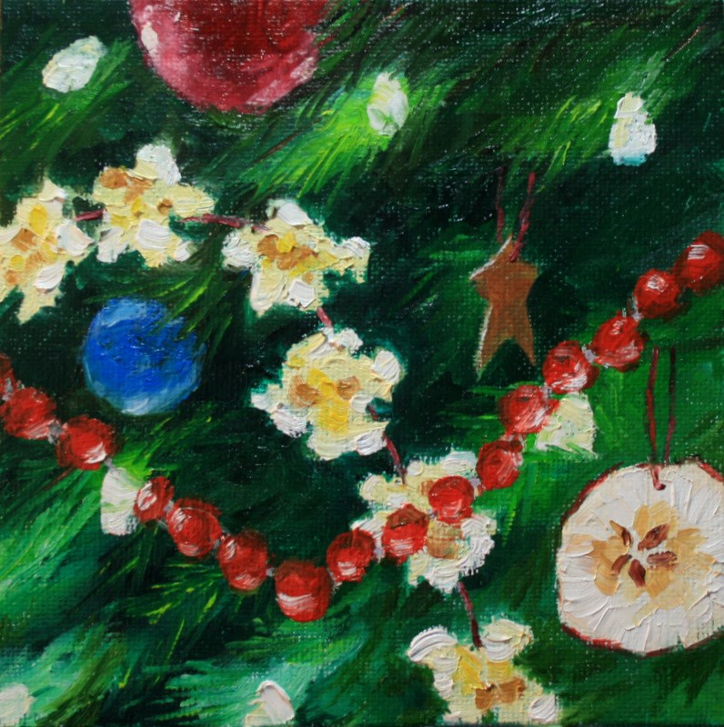 """Homemade"" original fine art by Jean Nelson"