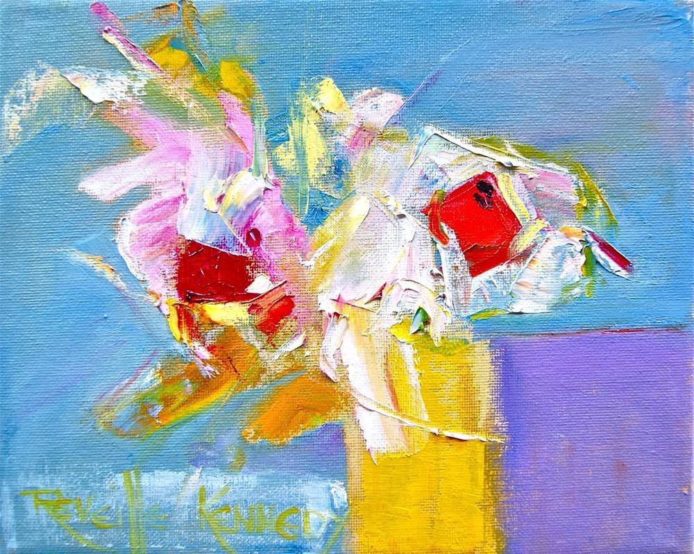 """Lemon Refreshment"" original fine art by Reveille Kennedy"