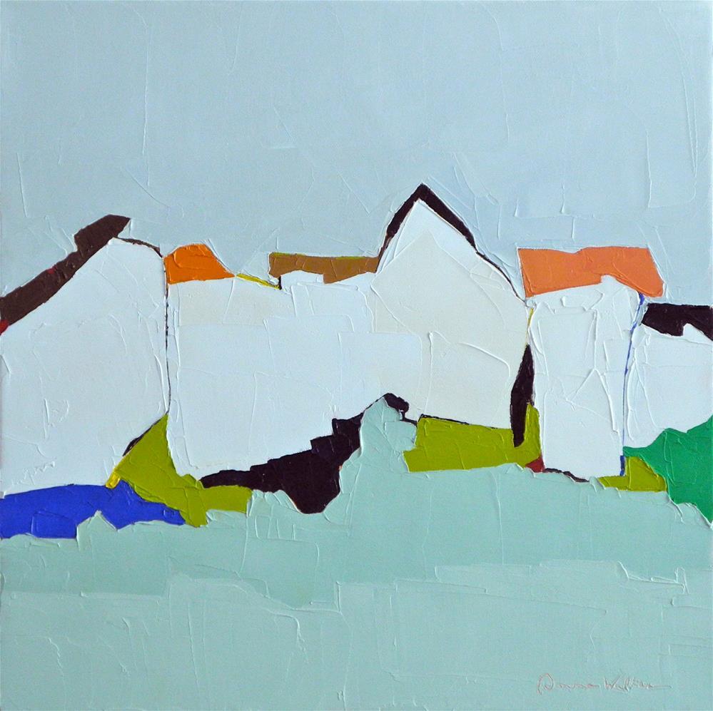 """""""Jubilee"""" original fine art by Donna Walker"""