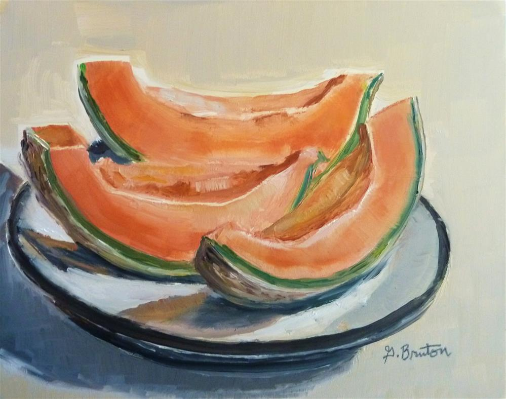 """Have Some"" original fine art by Gary Bruton"