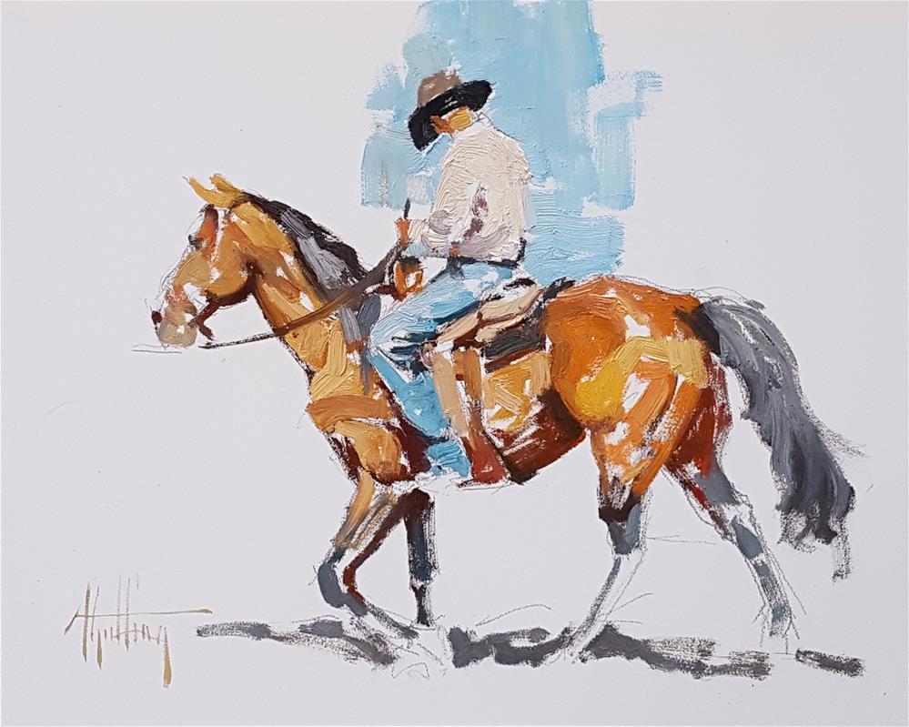 """Sketch #33"" original fine art by Abigail Gutting"