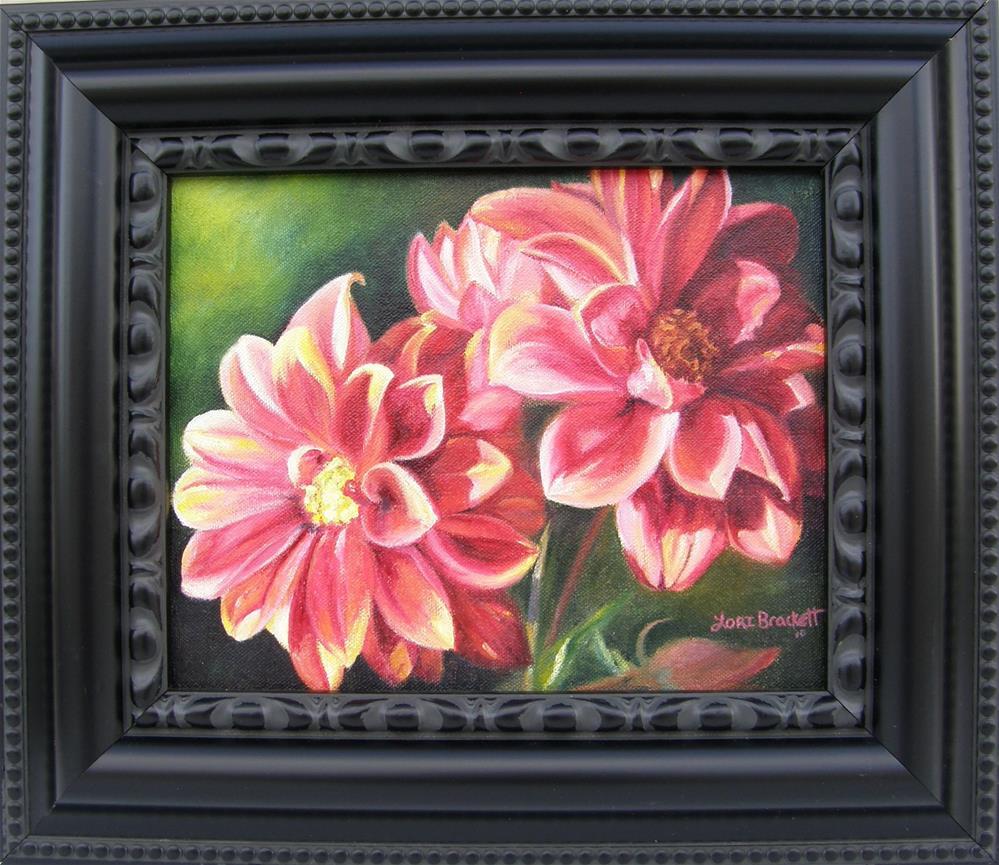 """Flowers For Mom"" original fine art by Lori Brackett"