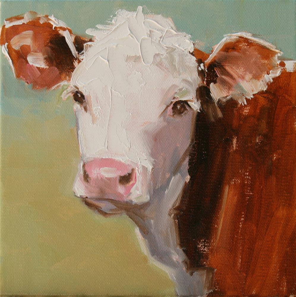 """ophelia"" original fine art by Carol Carmichael"