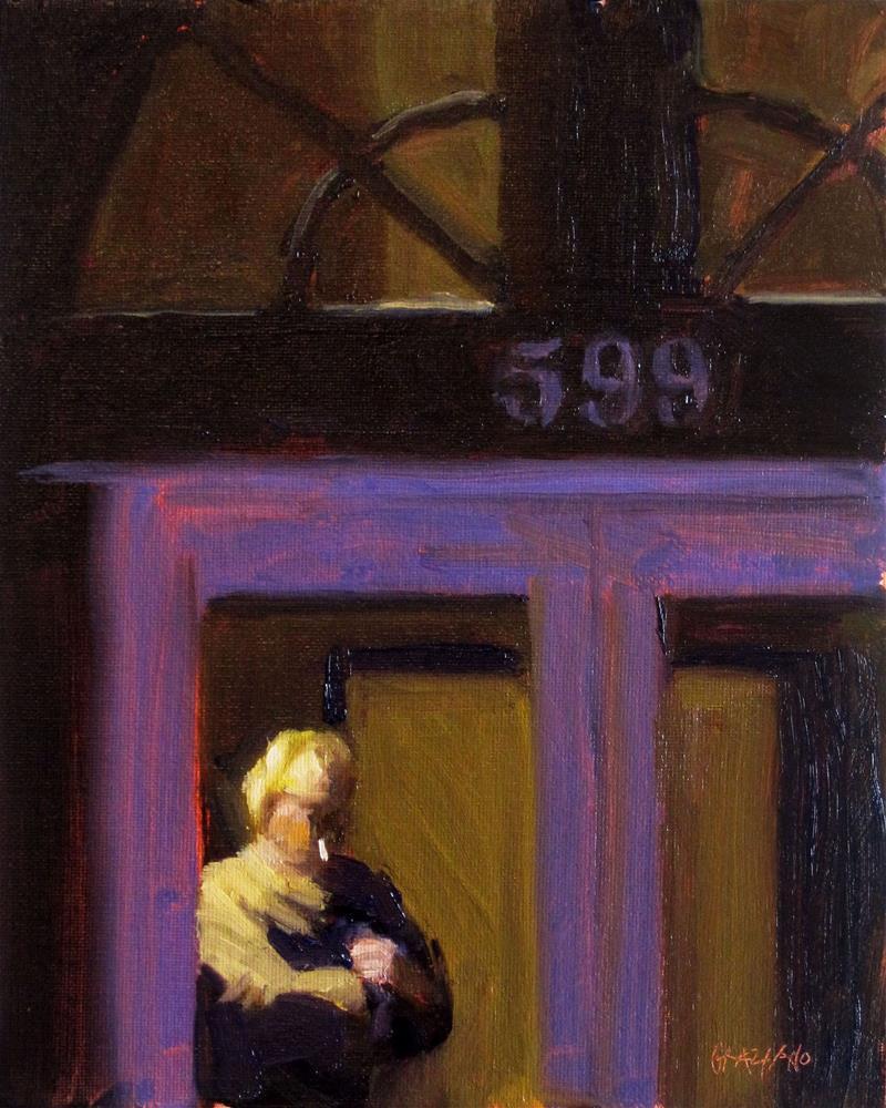 """""""599"""" original fine art by Dan Graziano"""