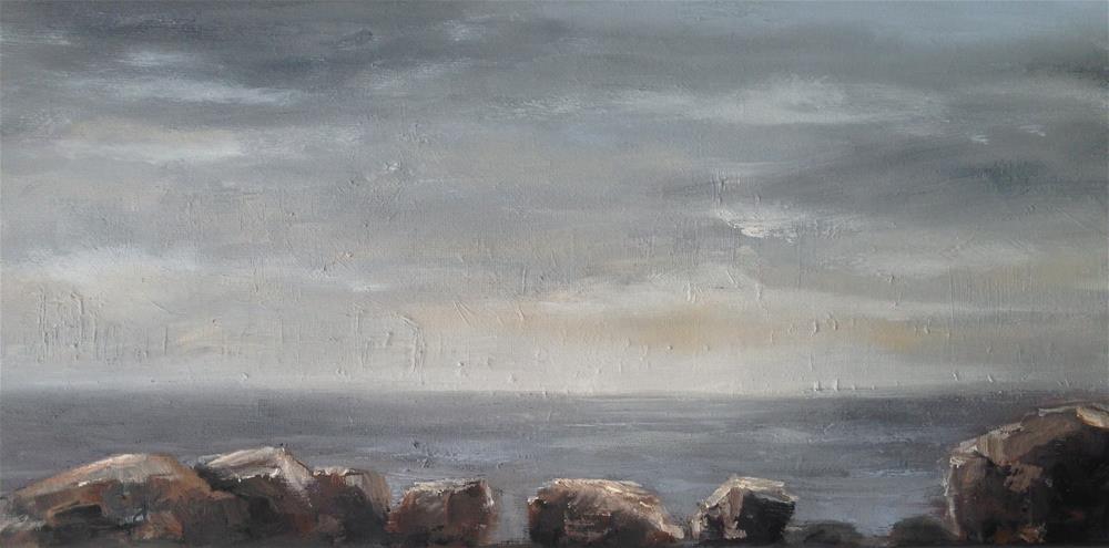"""""""Untitled"""" original fine art by christina glaser"""