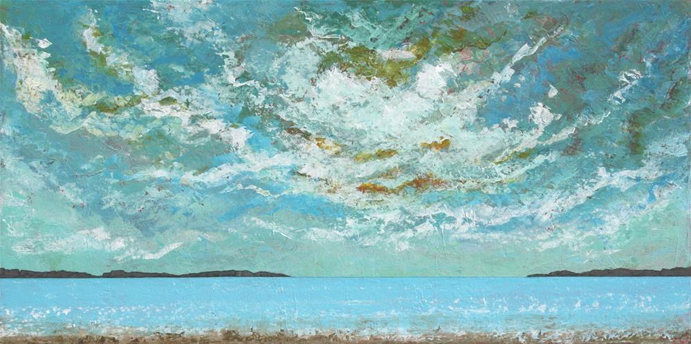"""""""Summer Afternoon"""" original fine art by Sage Mountain"""