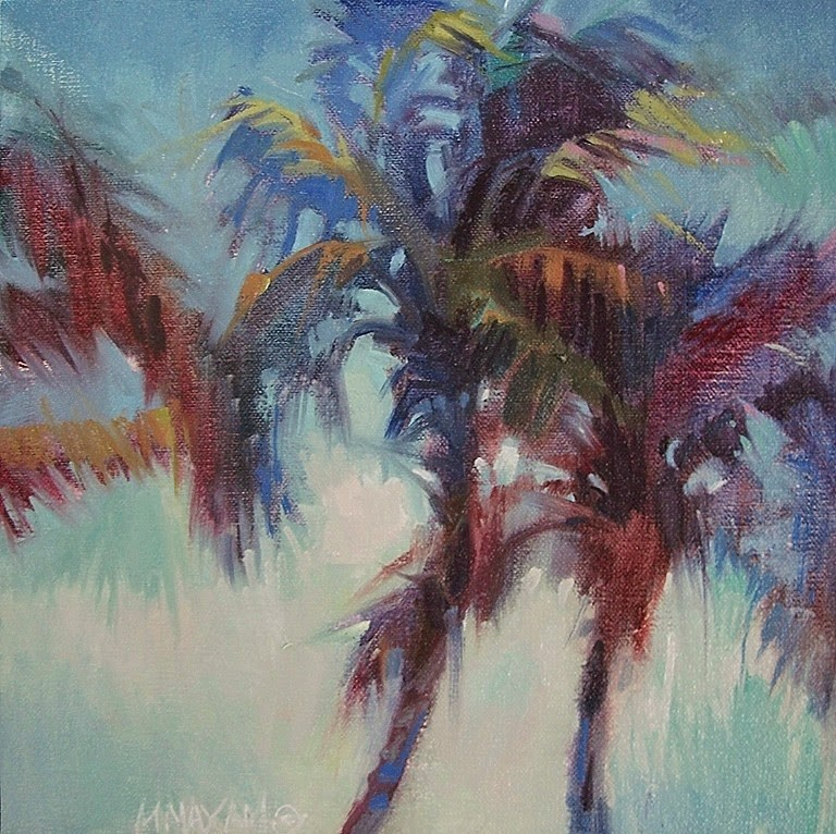 """How About Hawaii?"" original fine art by Mary Maxam"
