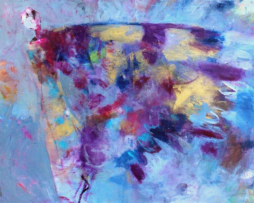 """Embrace Metamorphosis"" original fine art by Kerri Blackman"
