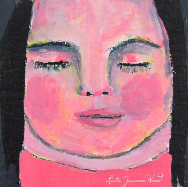"""Ana"" original fine art by Katie Jeanne Wood"