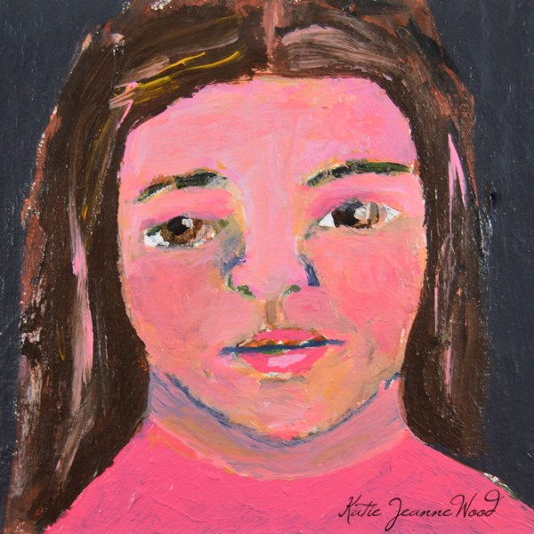"""Margo"" original fine art by Katie Jeanne Wood"