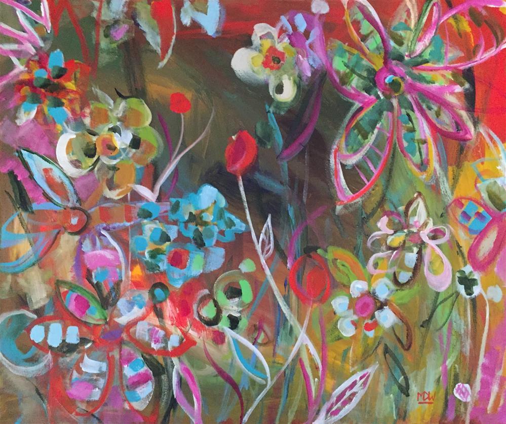 """Freedom"" original fine art by Molly Wright"