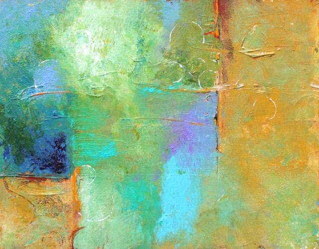 """Compose"" original fine art by Elizabeth Chapman"