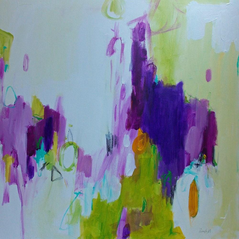 """Strange Brew"" original fine art by Pamela Munger"