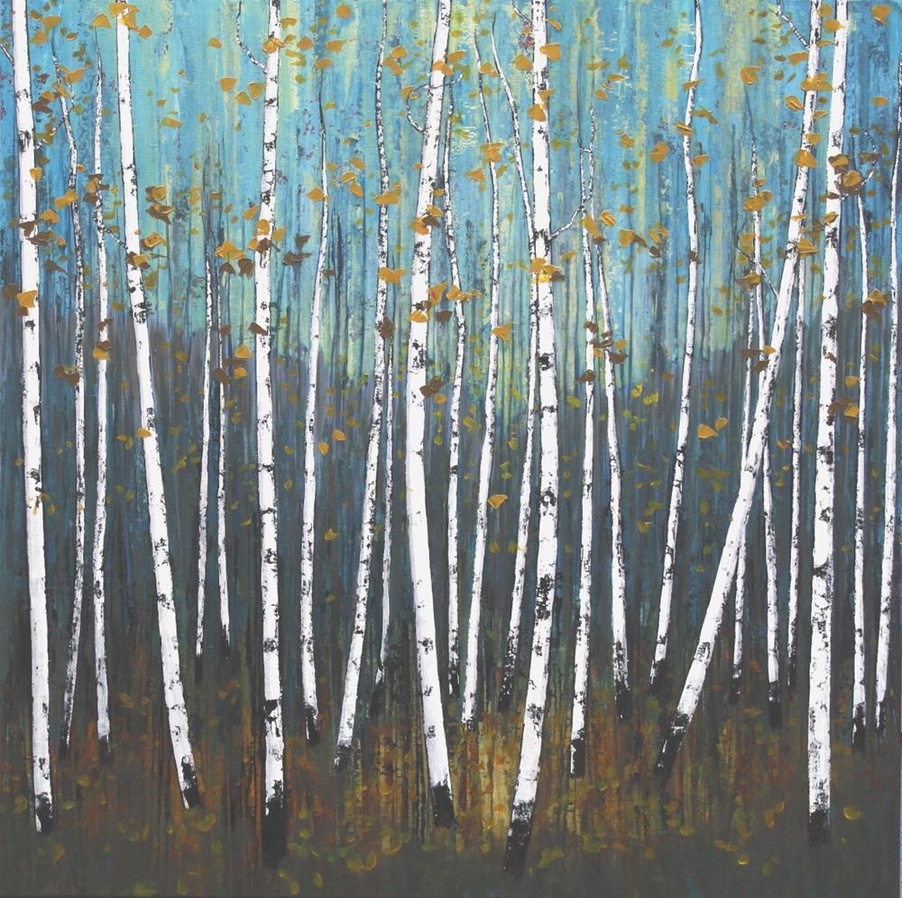 """Mountain Ridge"" original fine art by Sage Mountain"