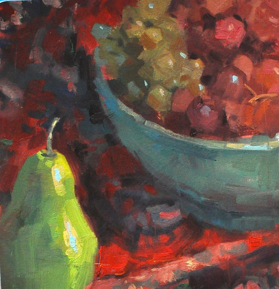 """""""Offerings"""" original fine art by Emiliya Lane"""