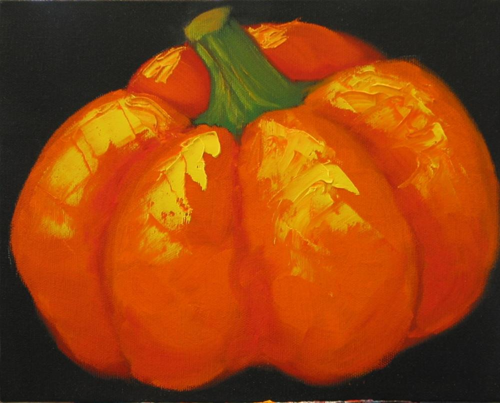 """Fall is coming!"" original fine art by Patricia Murray"
