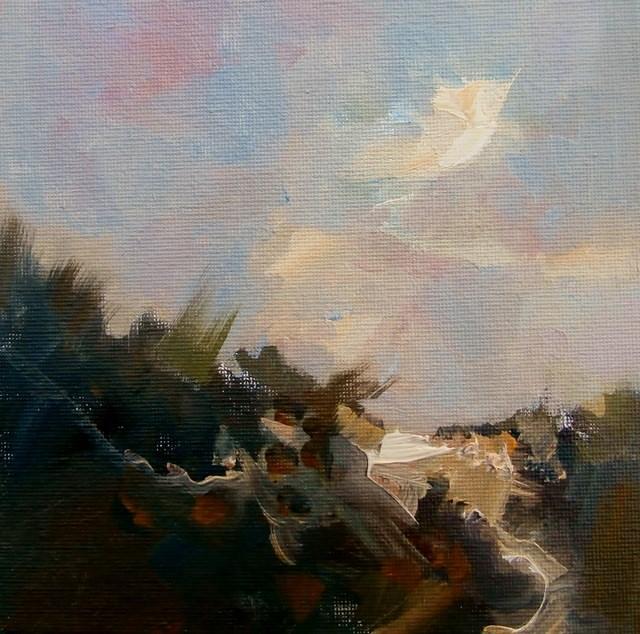 """Coastal Adventures"" original fine art by Anne Wood"