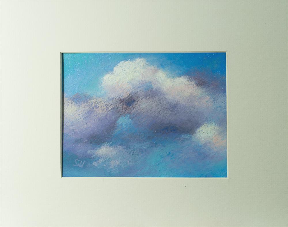 """Passing"" original fine art by Shinhuey Ho"