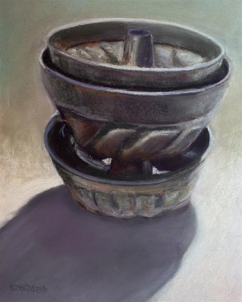"""Slovenian Molds"" original fine art by Cristine Kossow"