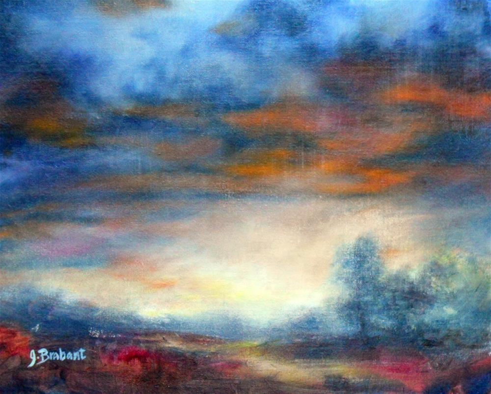 """Crescendo"" original fine art by Jill Brabant"