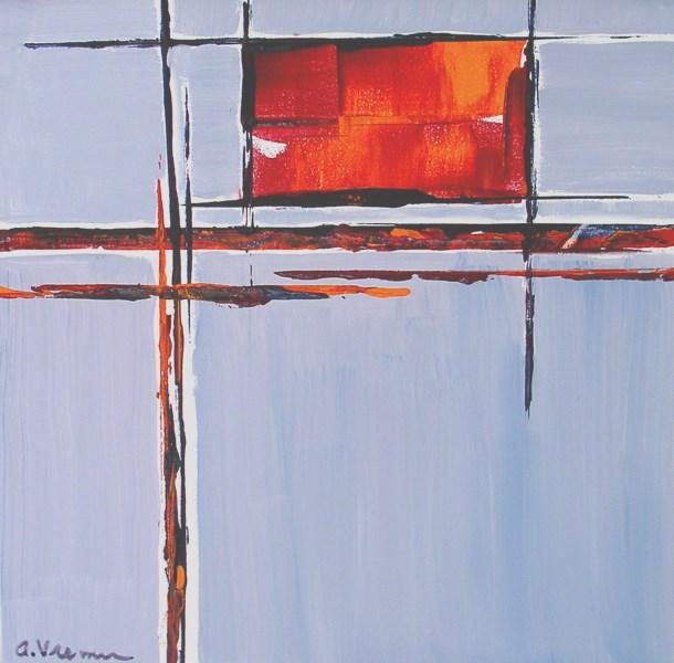 """Framework"" original fine art by Anna Vreman"
