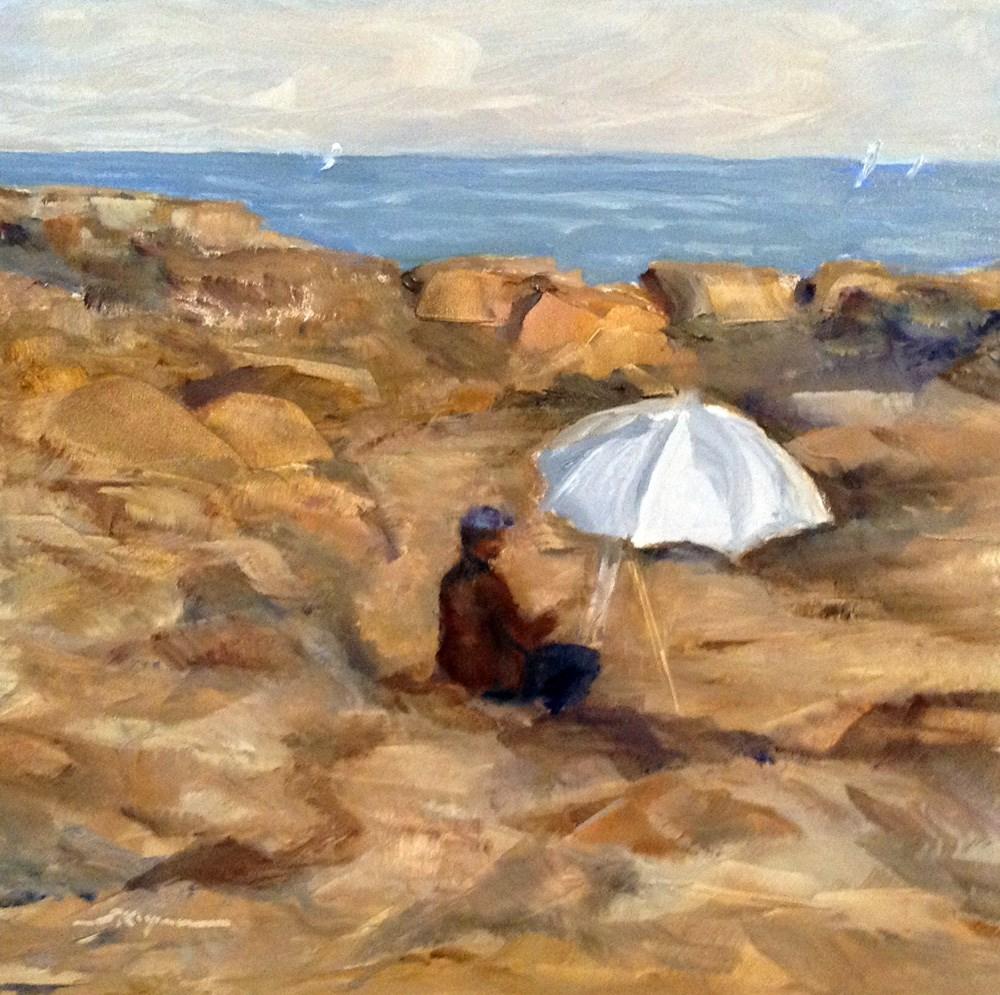 """Maine Plein Air Redux"" original fine art by Shelley Koopmann"