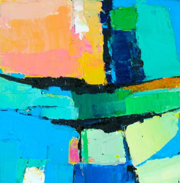 """""""Opulence"""" original fine art by Elizabeth Chapman"""