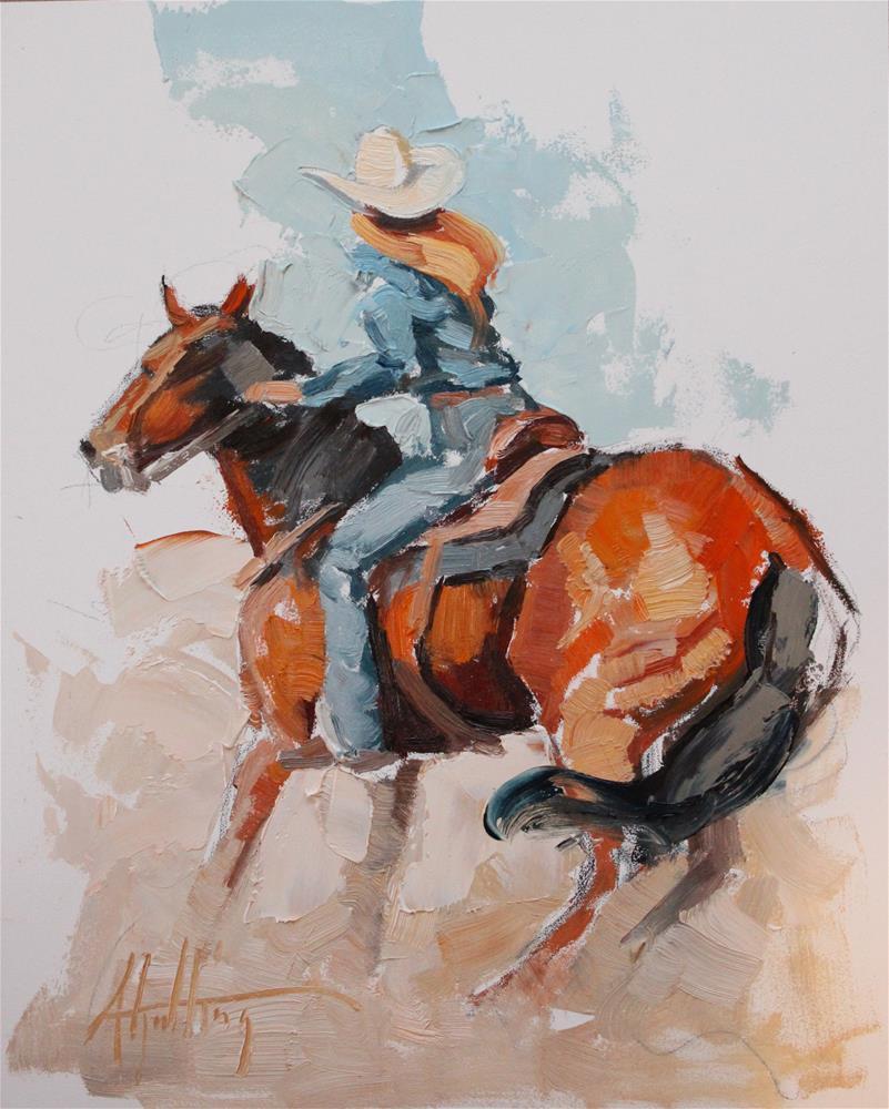 """Sketch #32"" original fine art by Abigail Gutting"