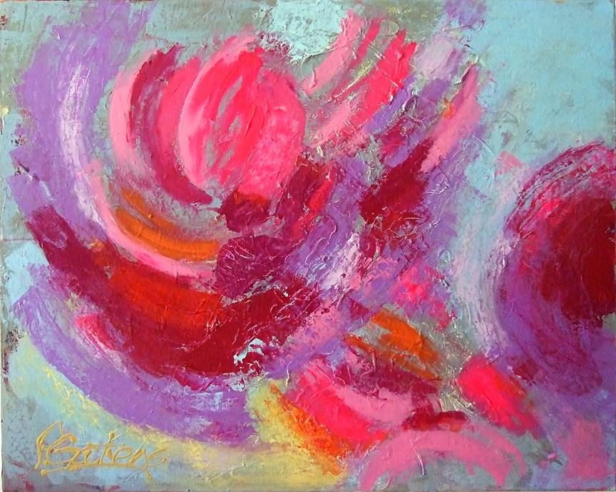 """""""Still Waters"""" original fine art by Pamela Gatens"""