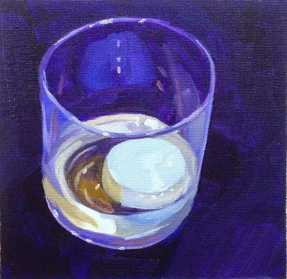 """Tequila Rocks"" original fine art by Eric Larson"