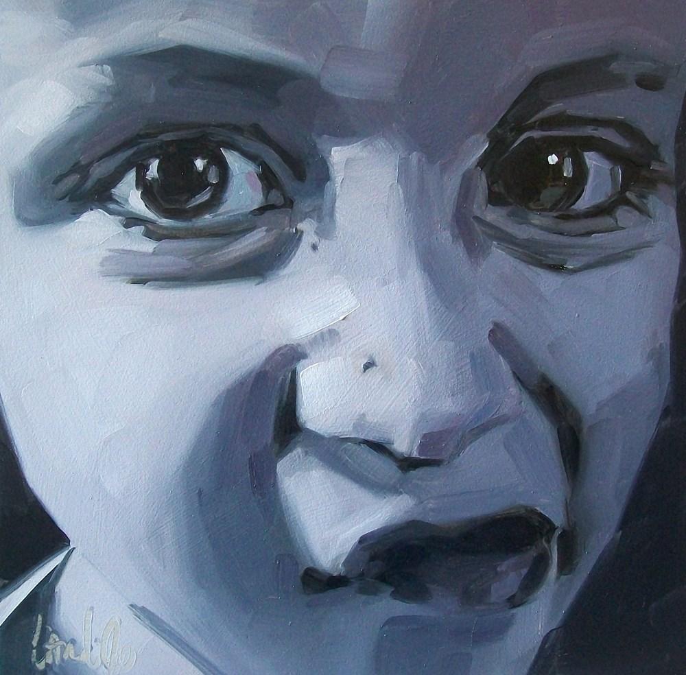 """Pucker up"" original fine art by Brandi Bowman"