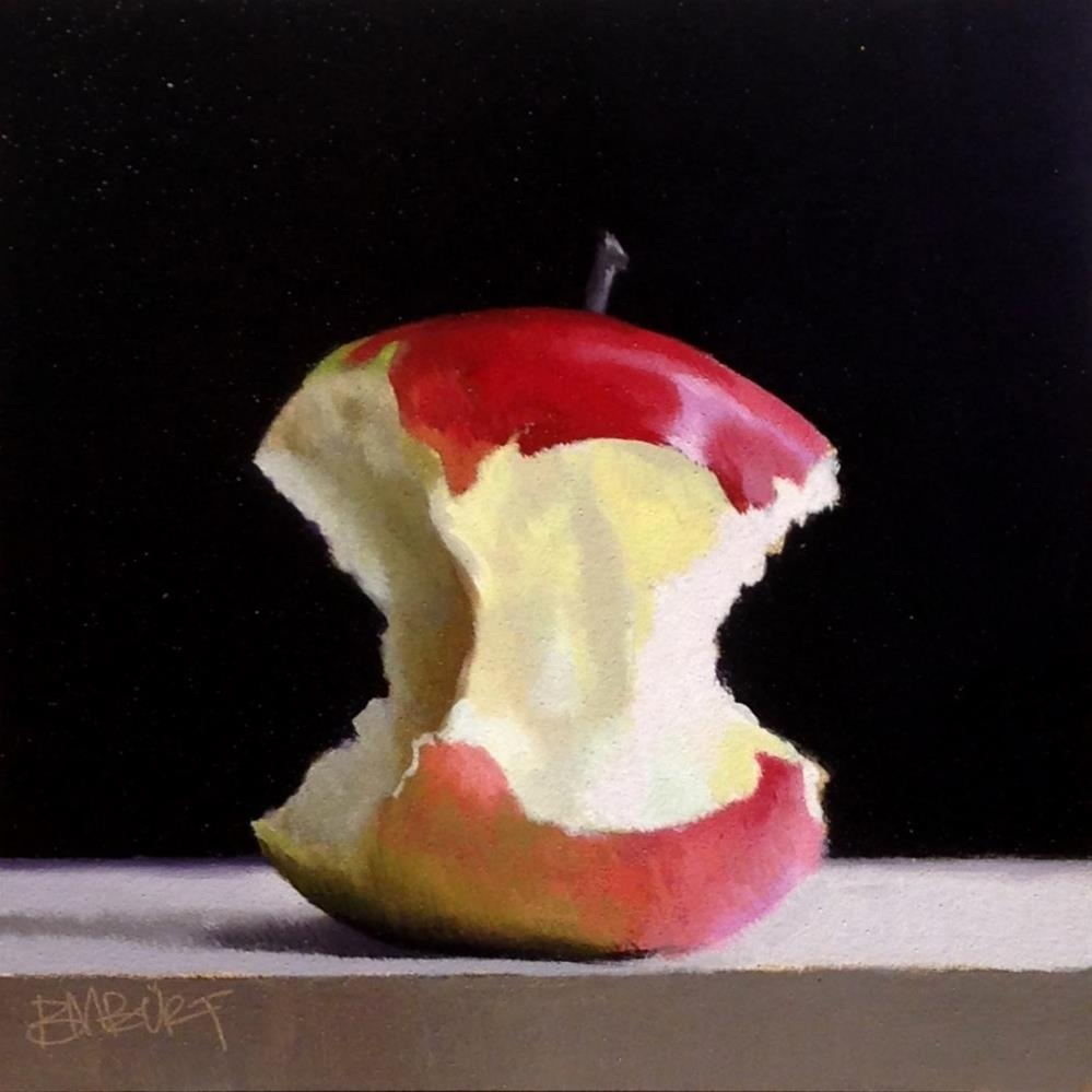 """#374 Chomp Chomp!"" original fine art by Brian Burt"