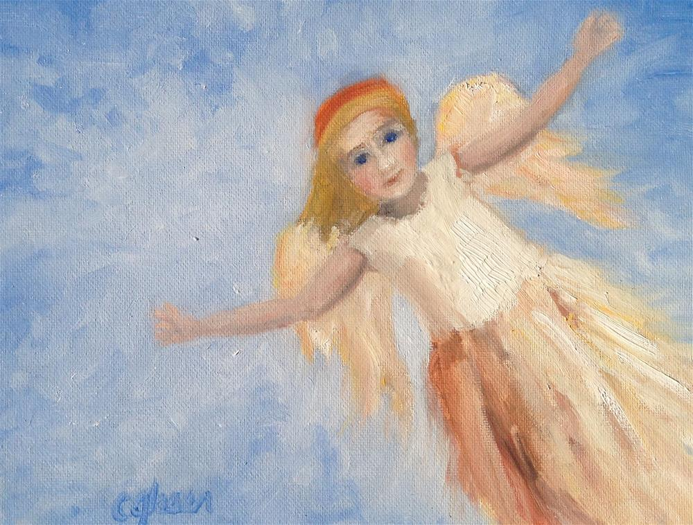 """Hope"" original fine art by christina glaser"