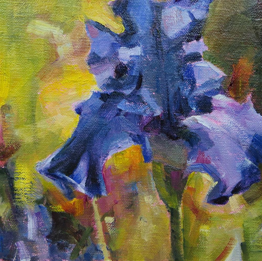 """Botanic Beauty"" original fine art by Scarlet Owl Studio"