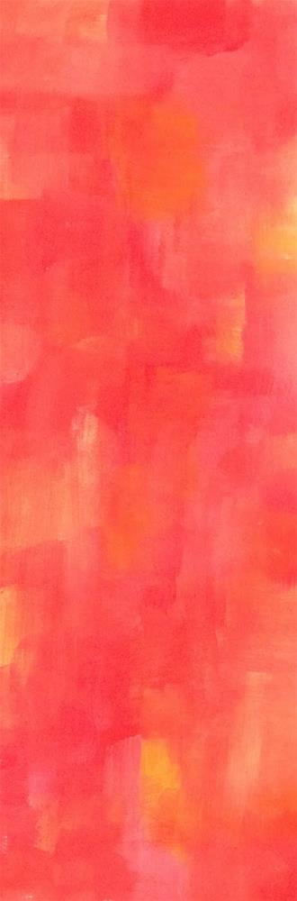 """""""Third Interpretation"""" original fine art by Dotty  Seiter"""
