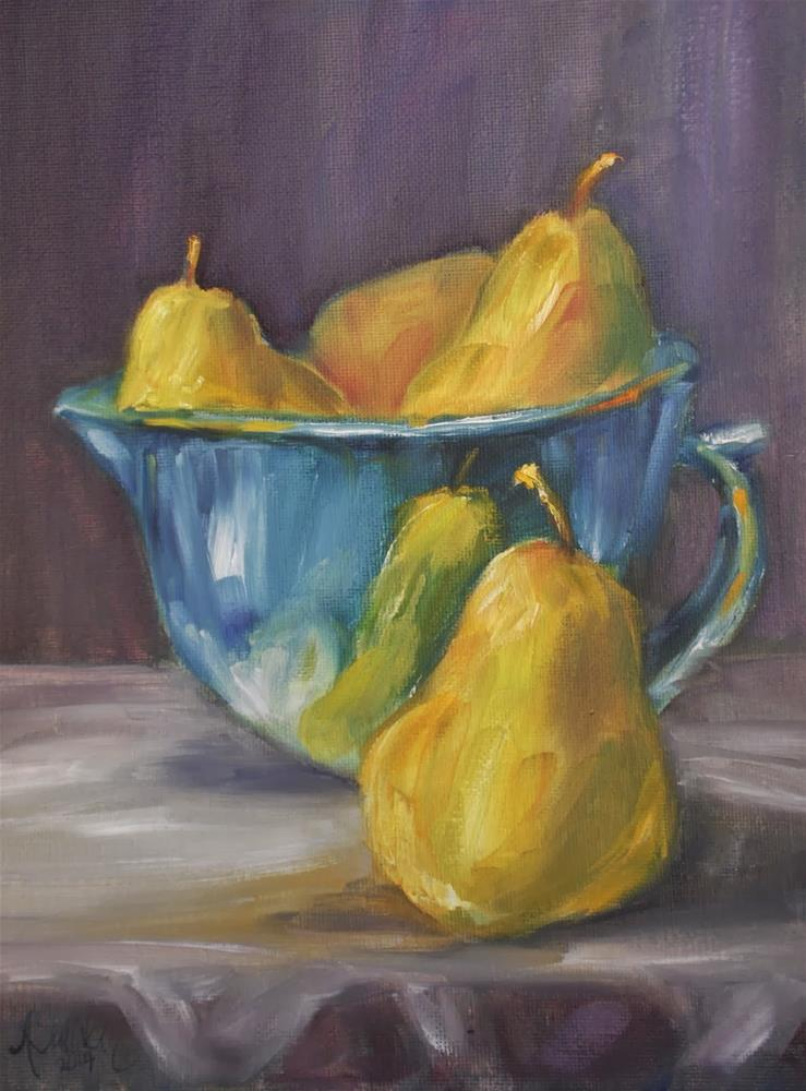 """More In Than Out by Alabama Artist Angela Sullivan"" original fine art by Angela Sullivan"