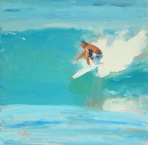 """Summer Fun"" original fine art by Randall Cogburn"
