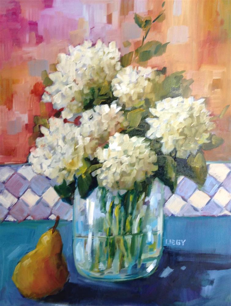 """Best Interest"" original fine art by Libby Anderson"