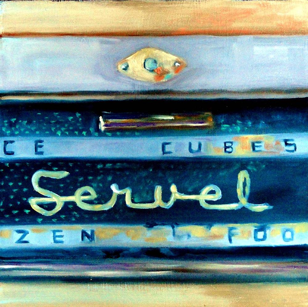 """Servel"" original fine art by Cietha Wilson"