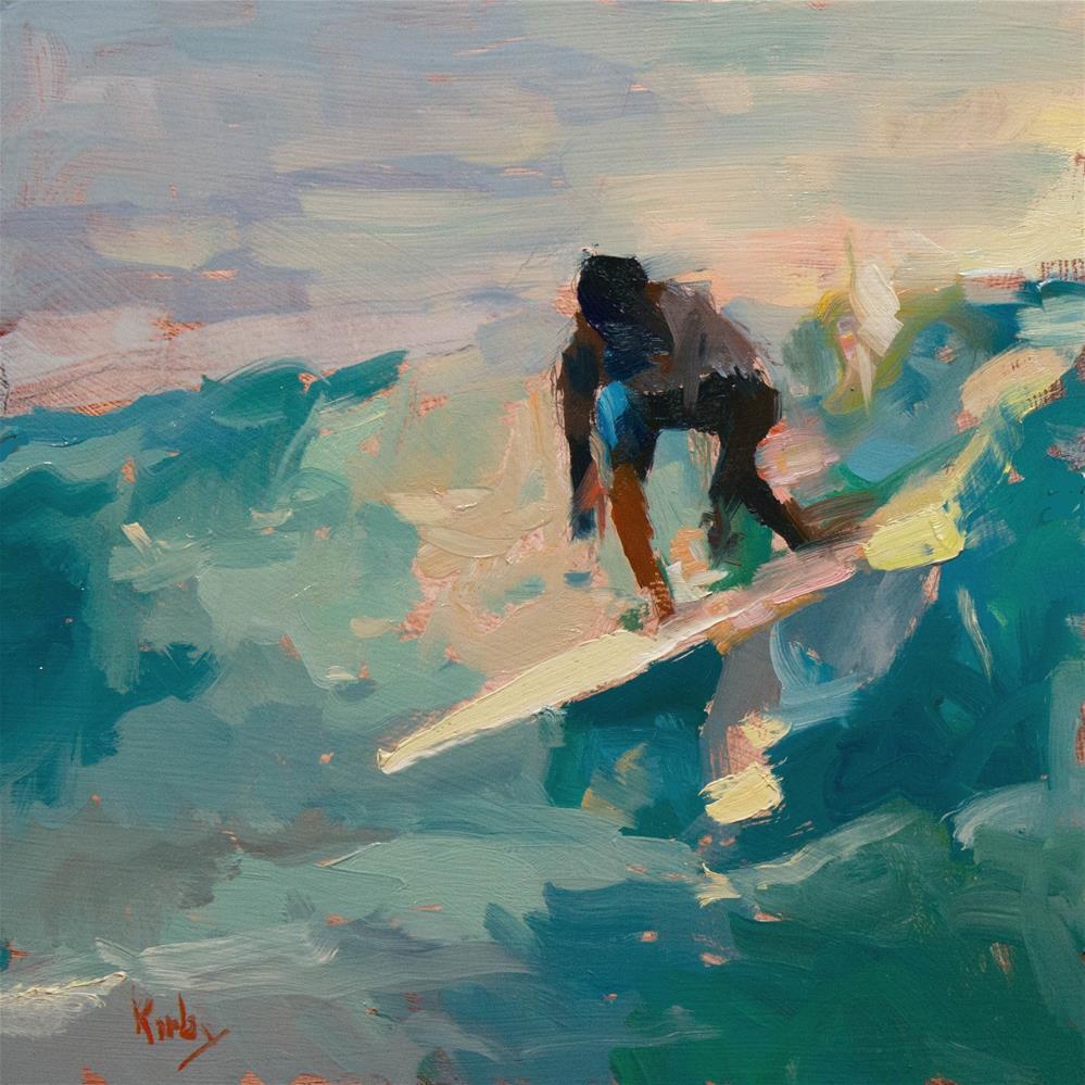 """Highlight"" original fine art by Randall Cogburn"