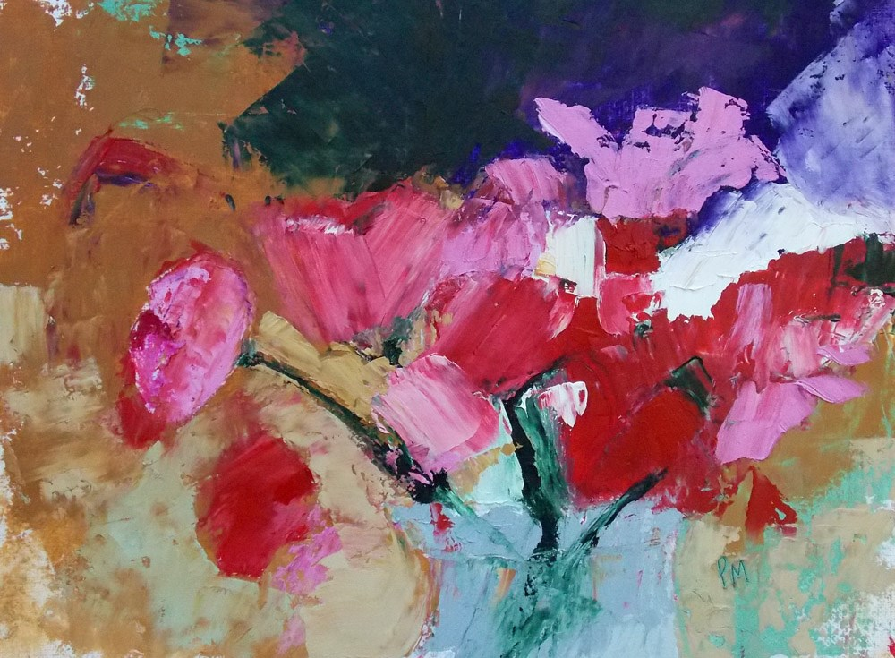 """Untitled"" original fine art by Pamela Munger"