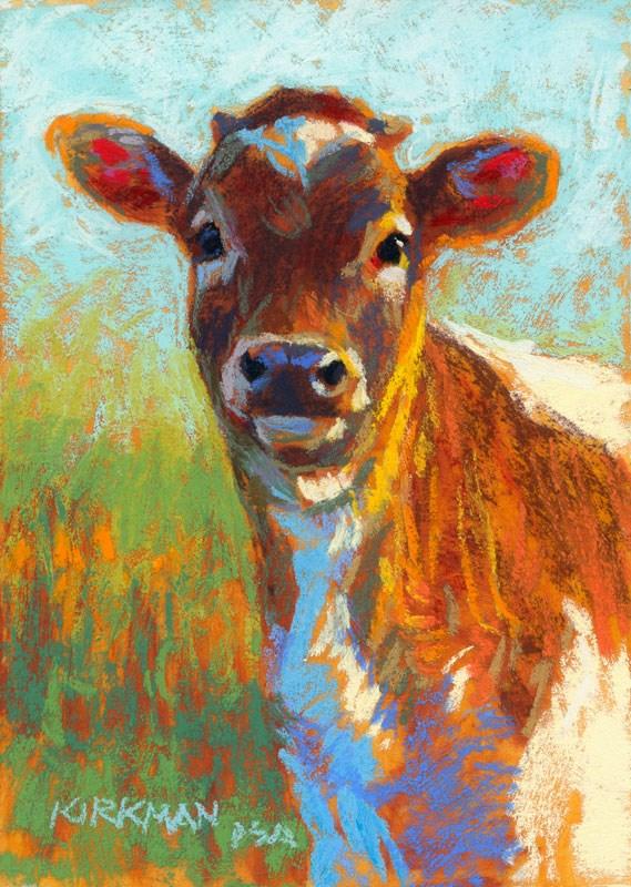 """Pimento"" original fine art by Rita Kirkman"