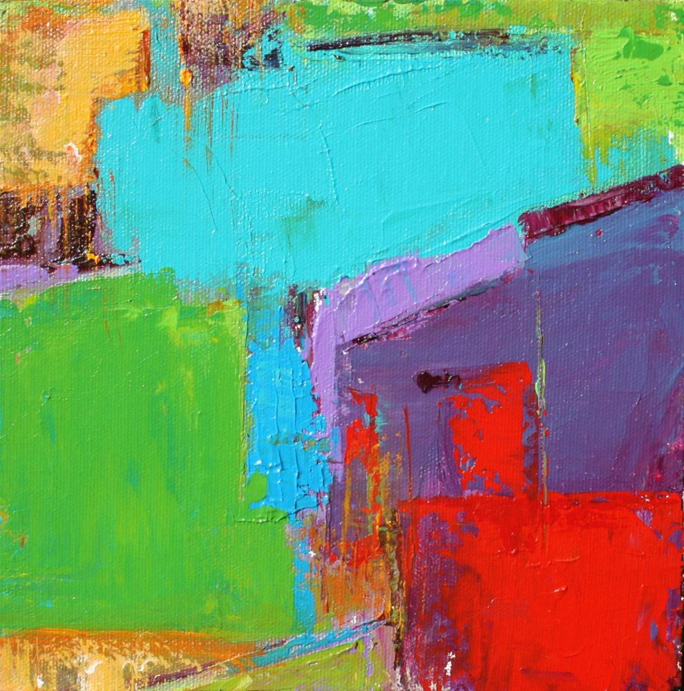 """Bravura"" original fine art by Elizabeth Chapman"