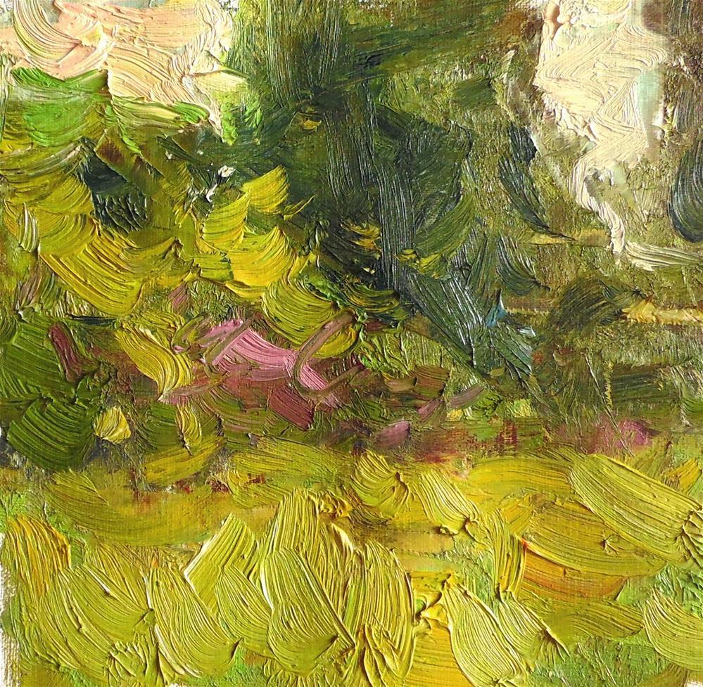 """""""Evening Poetry"""" original fine art by Michael Clark"""